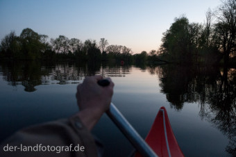 Abendstimmung an der Havel