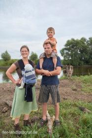 Familie Hradetzky