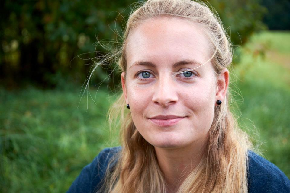 Portrait von Rena Barghusen, Mitglied bei der Solawi Speisegut